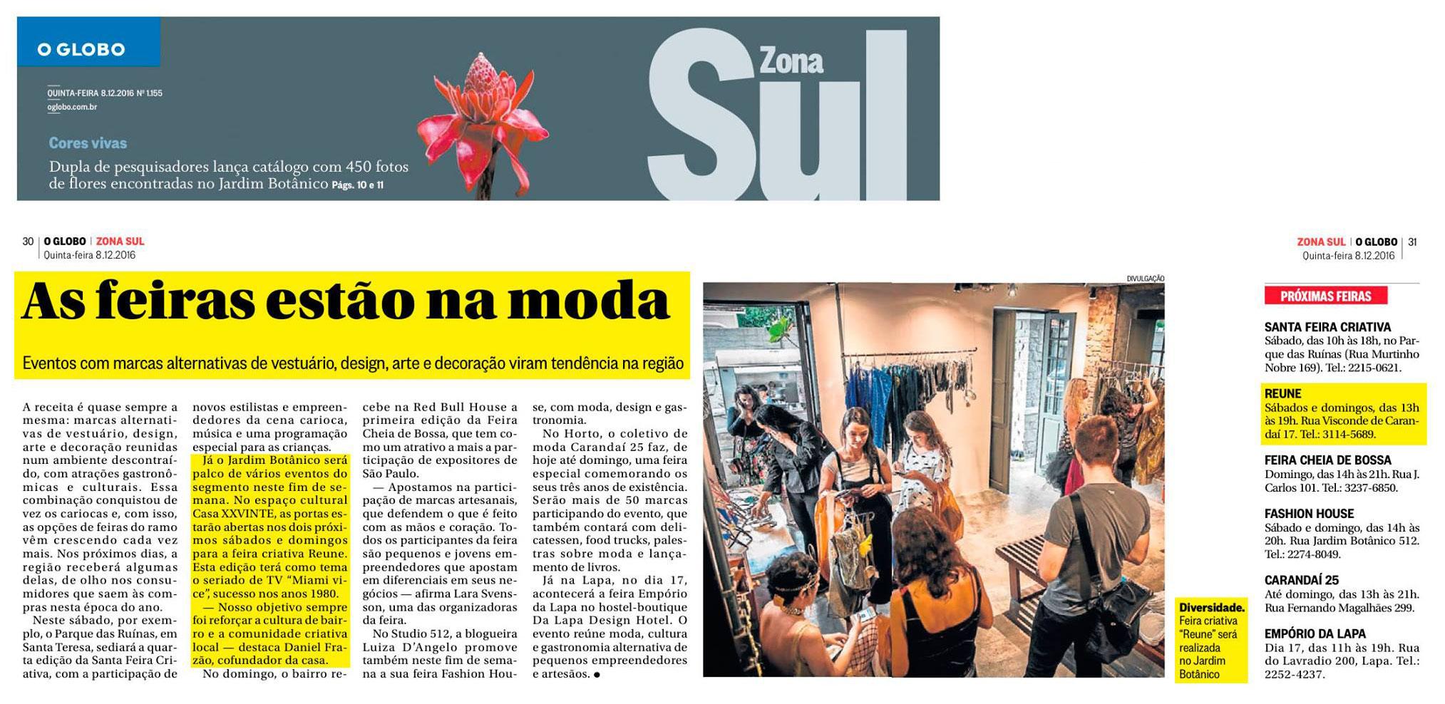 xxvinte coworking O Globo Zona Sul