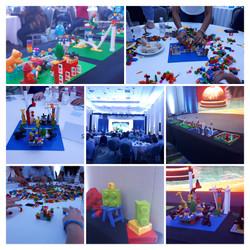 Dinâmica LEGO SERIOUS PLA