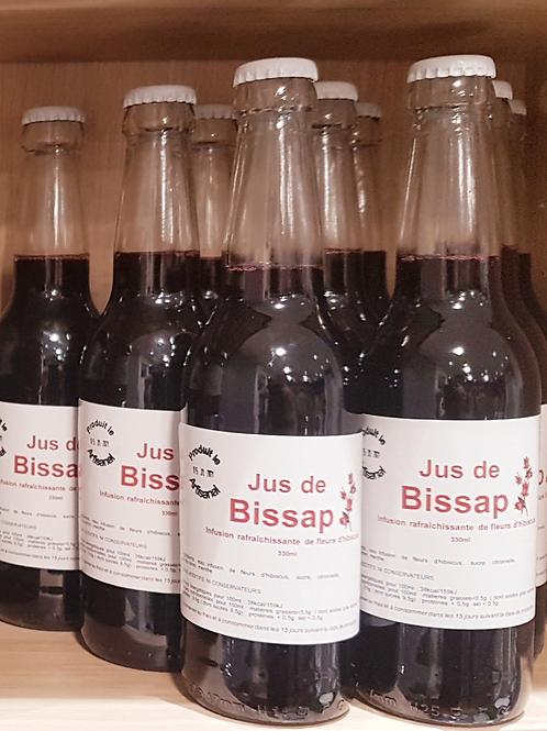 Jus de Bissap 330ml de Bamara Gourmet
