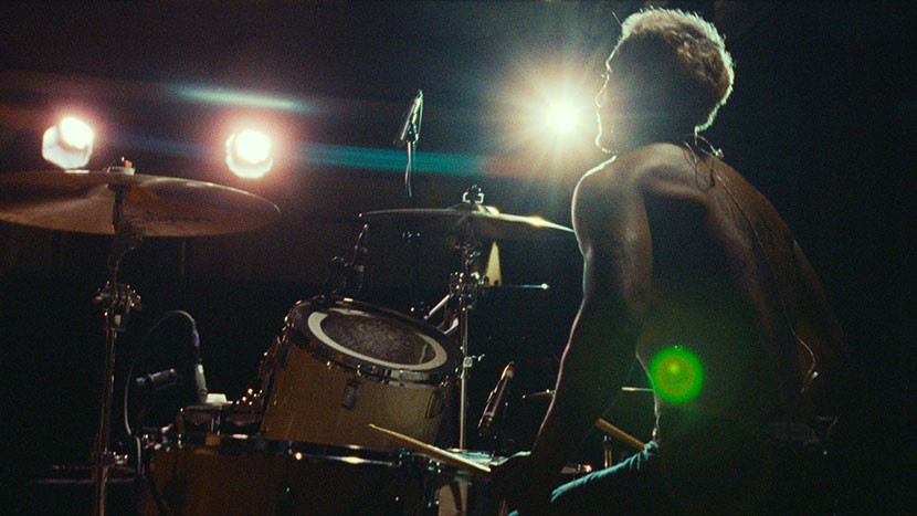 Still Frame from SOUND OF METAL