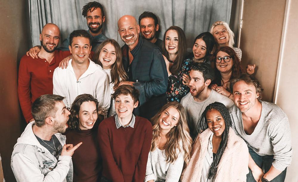 Class Photo from John Rosenfeld Studios