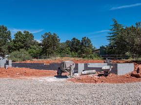 Construction Progress September 20, 2021