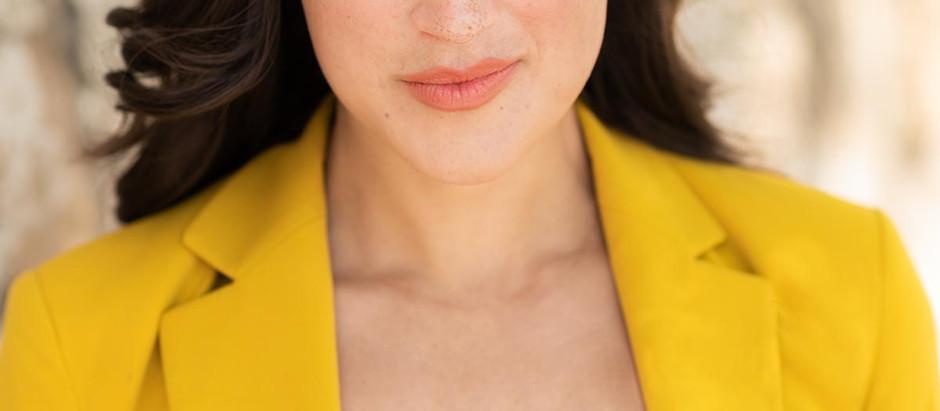 Actor Headshot Editing and Retouching