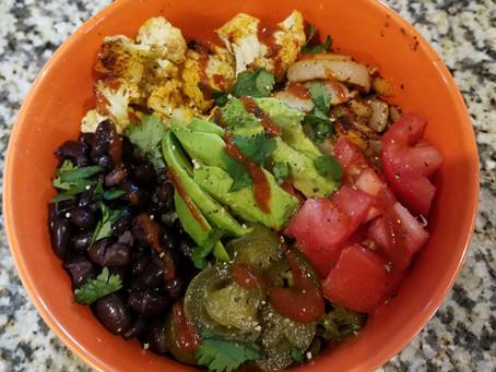 Tex-Mex Quinoa Bowls
