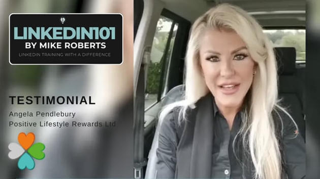Angela Pendlebury - Positive Lifestyle Rewards