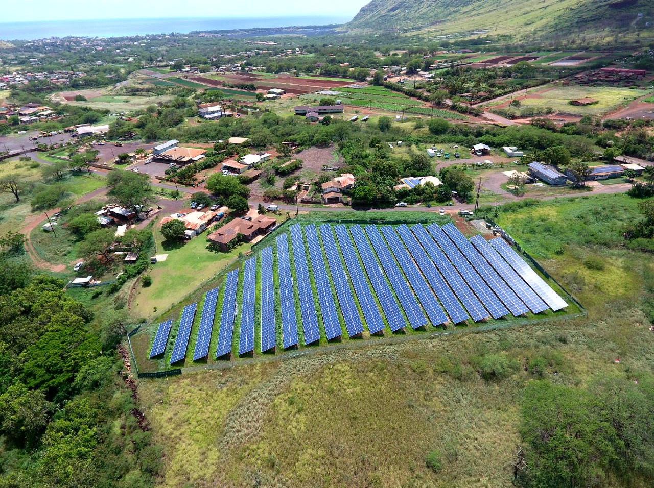 Photovotaic Solutions (Mango Solar)