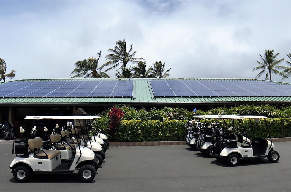 Photovotaic Solutions (Waialae Country Club)