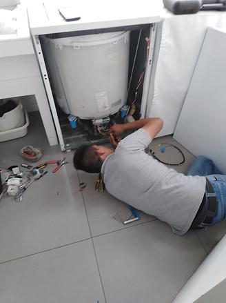Reparación lavadora whirlpool