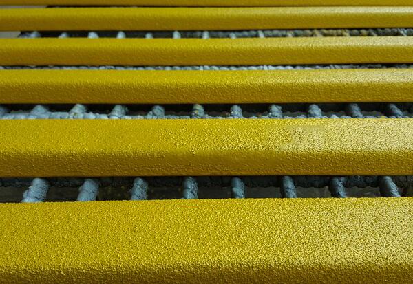 Anti-slip for stair