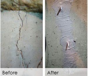 For Concrete Crack Repair