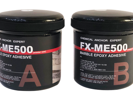 Special formula of Marble Epoxy Adhesive FX- ME500