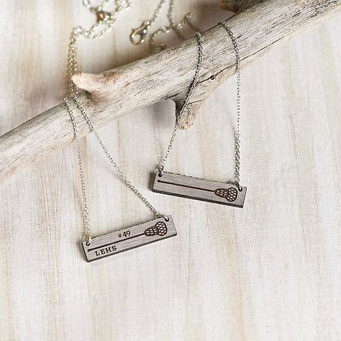 Lacrosse Necklace