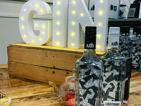 Gin, Gin & more Gin ~ The Burrows Gin & Tapas Night