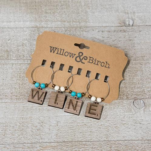 WINE Wine Charms