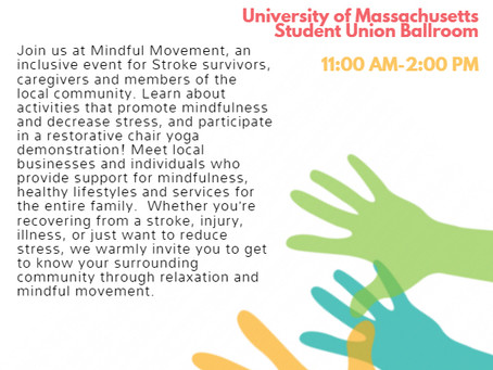 Mindful Movement Event!