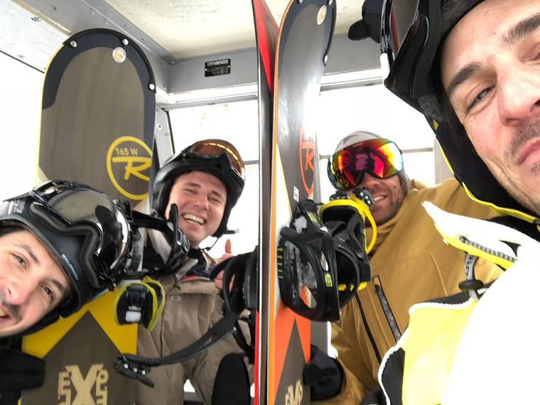 Snowboard Crew