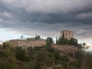 Roussas, Pays de Grignan, Drôme Provençale