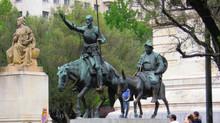 Fetes nocturnes Grignan 2016 : Don Quichotte