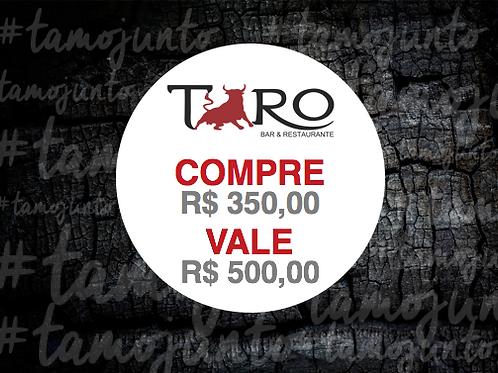 VOUCHER #TAMOJUNTO R$350 VALE R$500
