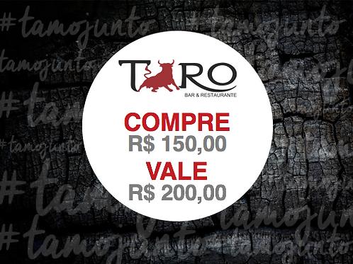 VOUCHER #TAMOJUNTO R$150 VALE R$200