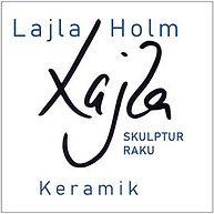 Lajla Holm Keramik, skulptur og raku