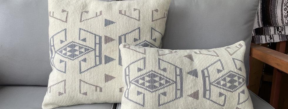 Pillow covers (square or lumbar)