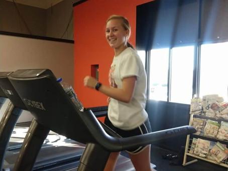 Fit Friday Spotlight Jordyn Stadler: Hooked on Exercise