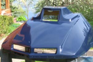 1979-80 TXL Centurion Hood