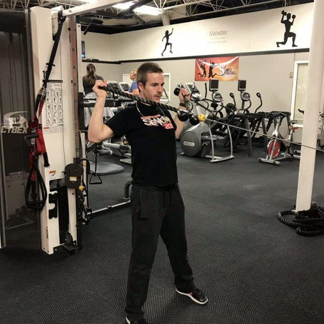 Fit Friday Spotlight Tim Braun: Therapy Through Exercise