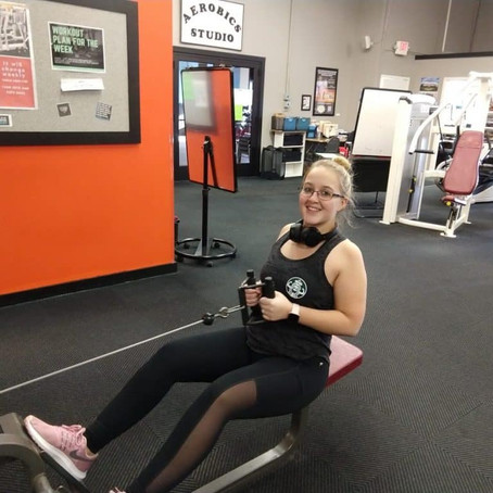 Fit Friday Spotlight Breonna Helgeson: Finding Her Cure for Stress