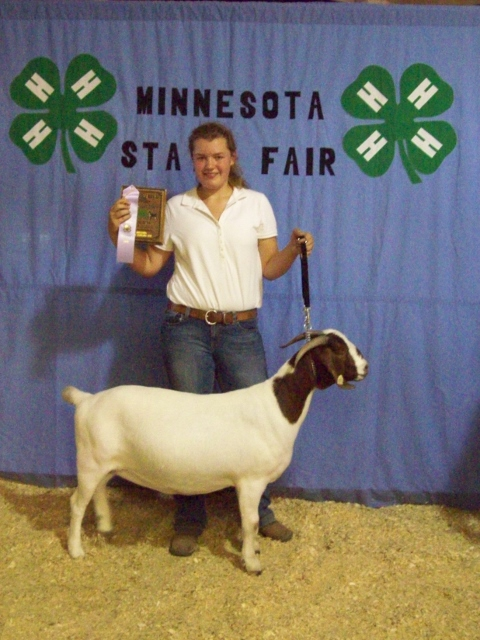 2011 MN State Fair Reserve Champion