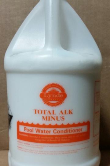 Total Alkalinity Minus 10#