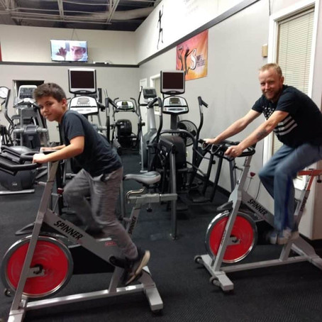 Fit Friday Spotlight Cory Jenson: Pride in Fitness