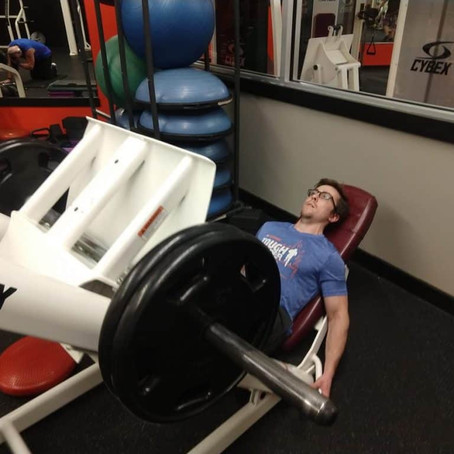 Fit Friday Spotlight Jay Heselton: Chasing Personal Records