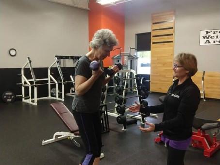 Fit Friday Spotlight Joyce Schneider: Inspiring All Walks of Life