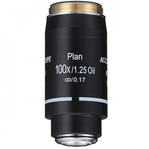 100xR Oil Infinity Plan Achromat Objective
