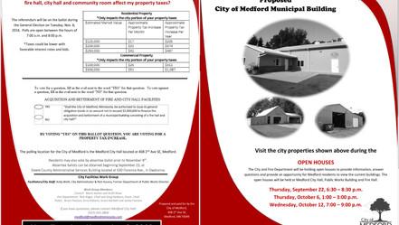 City of Medford Marketing Brochure