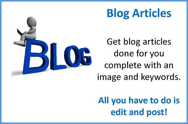 Blog Articles (4 Blogs)