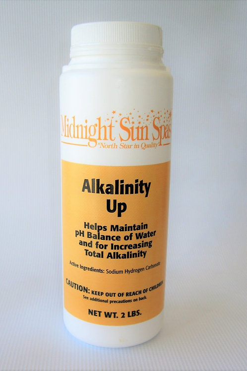 Alkalinity Up - Midnight Sun Spas