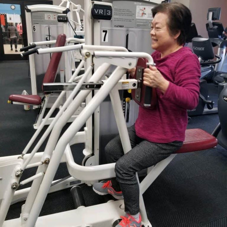 Fit Friday Spotlight Sue Cha Schons: Fighting the Odds