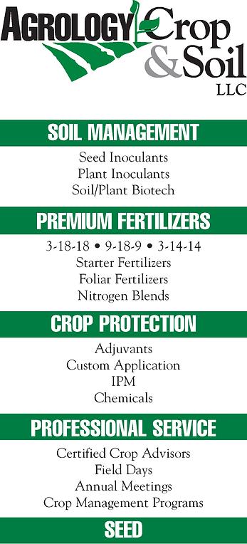 Fertilizer Southern Minnesota