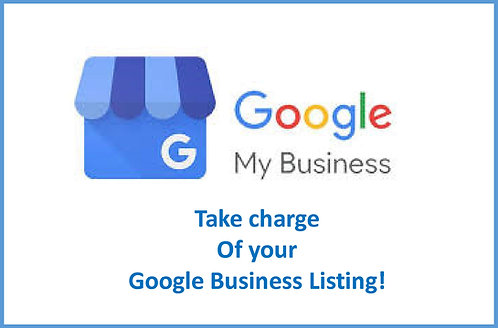 Google Business Listing Training