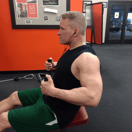 Fit Friday Spotlight Dave Nagel: Breaking Through Limits