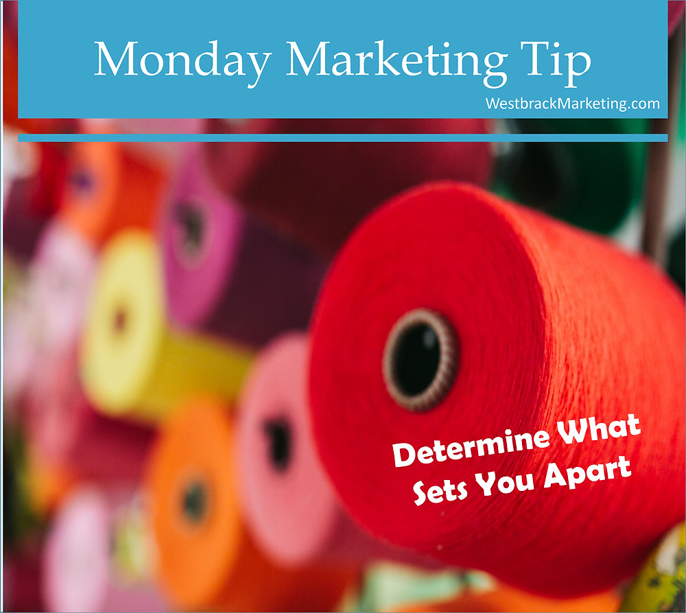 Monday Marketing Tip