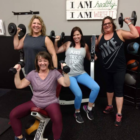 Fit Friday Spotlight Christi Reineke: Fit, Active, and Healthy
