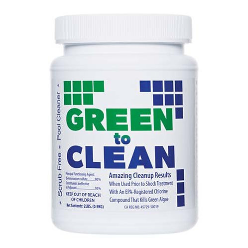 Green to Clean - 2#
