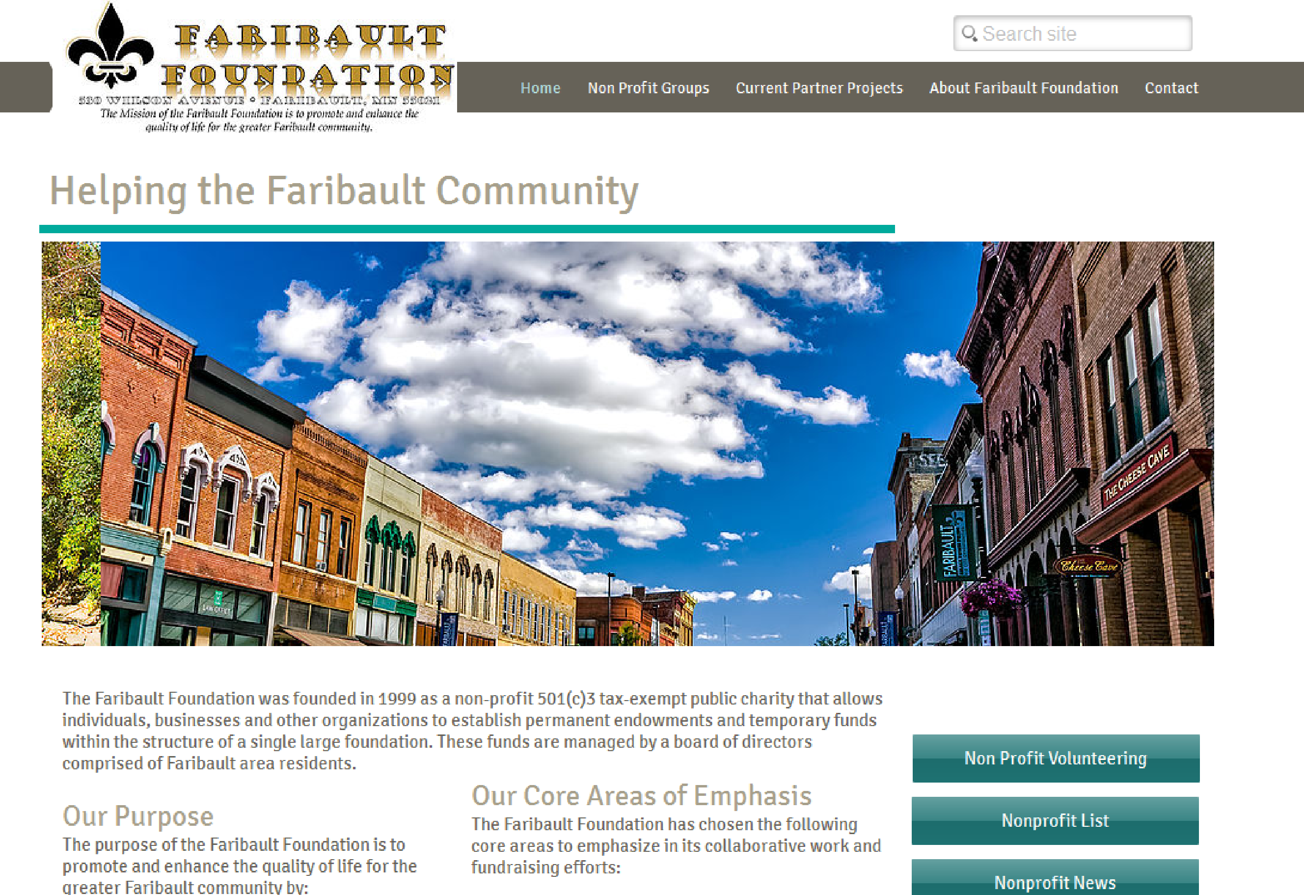 Faribault Foundation