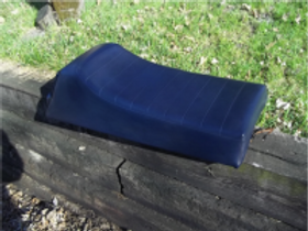 Seat Cover -Pleated- Standard Length