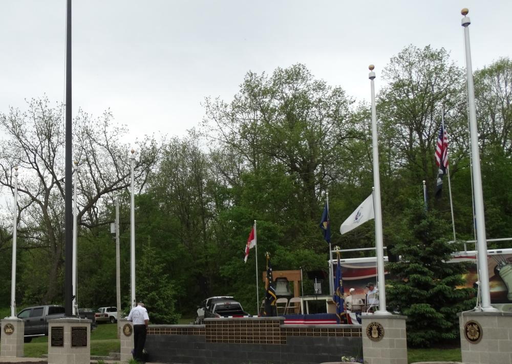 Mazeppa Memorial