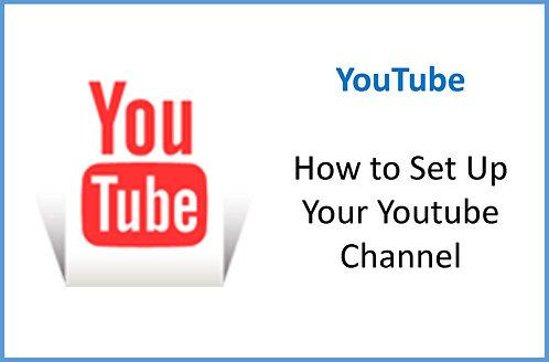 YouTube Channel Basics